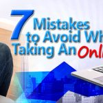 Mistakes to Avoid While Taking An Online Class