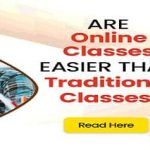 Online Classes Easier Than Traditional Classes
