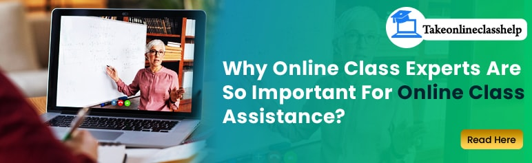 Why Online Class Experts Are So Important For Online Class Assistance?