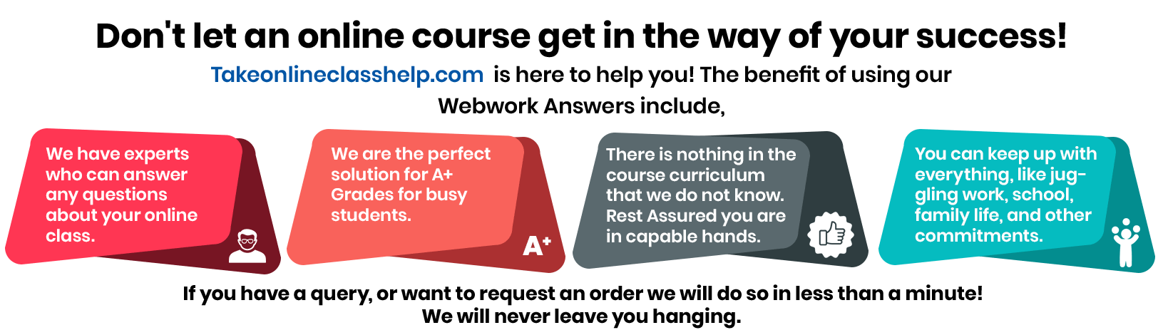 Why is our Webwork Answers Service Worth It?