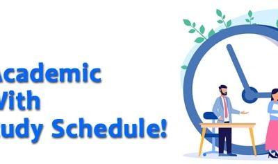 Achieve Academic Success With a Solid Study Schedule!
