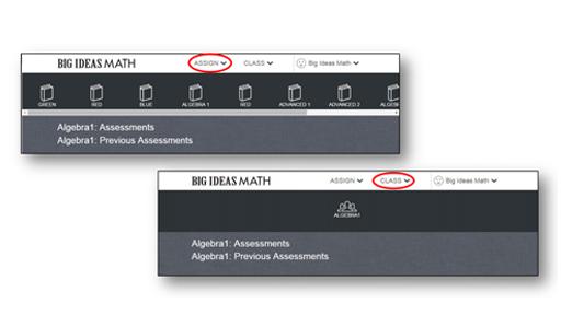Assessment creation