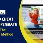 How To Cheat On MyOpenMath - Choose The Simplest Method