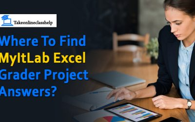 Where To Find MyItLab Excel Grader Project Answers?